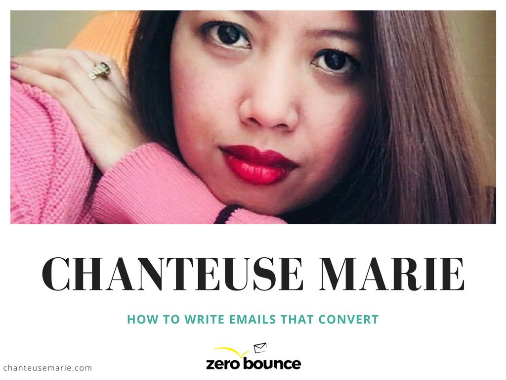 """Chanteuse Marie, Copywriter: """"Everyone Has Their Unique Brand of Weird. It's All About Owning It"""""""