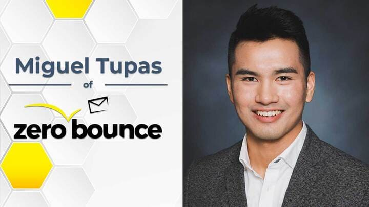 Meet Our Team! Miguel Tupas: To Work in Sales, You Have to Be Resilient