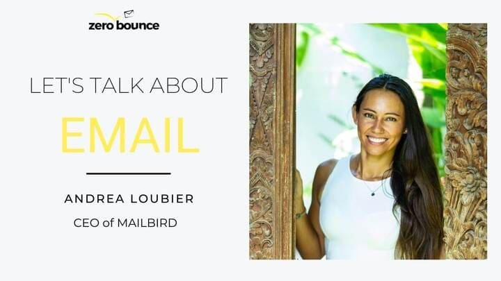 Let's Talk About Email: Andrea Loubier