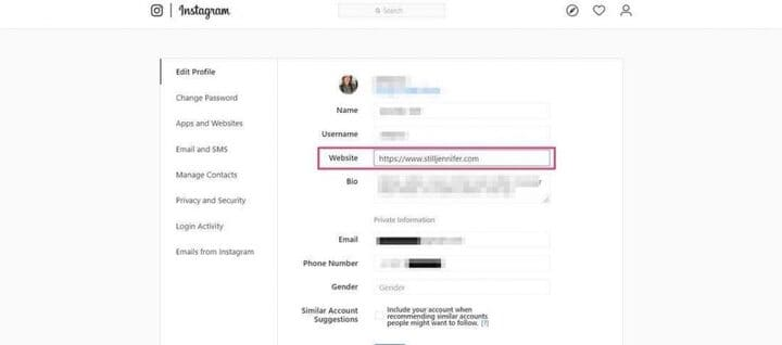 how to get email subscribers on Instagram
